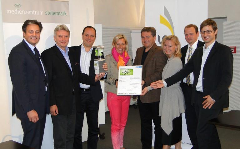 Mobilitätspreis 2010 (c) Stadtgemeinde Weiz