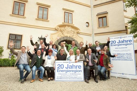 20 Jahre Energieregion (c) Gernot Muhr