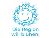 Die Region will blühen Logo
